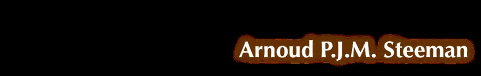 Arnoud P.J.M. Steeman Professional site
